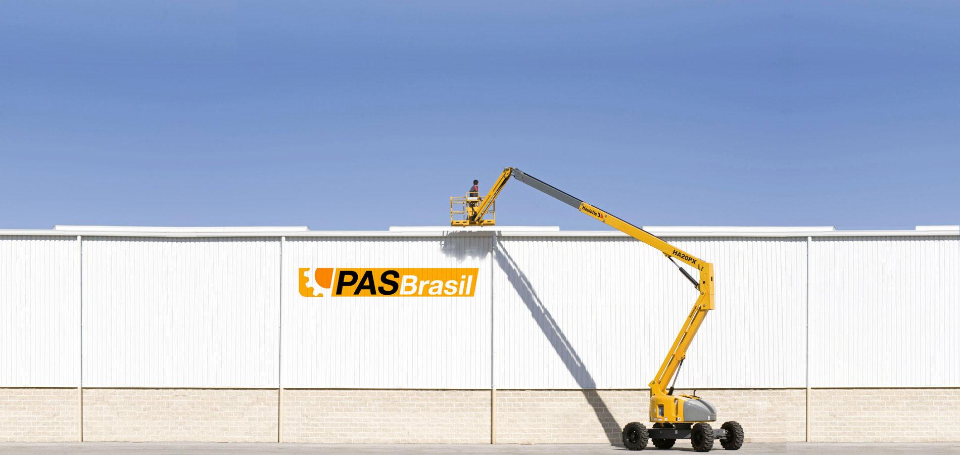 Banner plataforma articulada