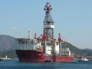notícia Brasil Energia sobre compra de sondas pela Petrobras